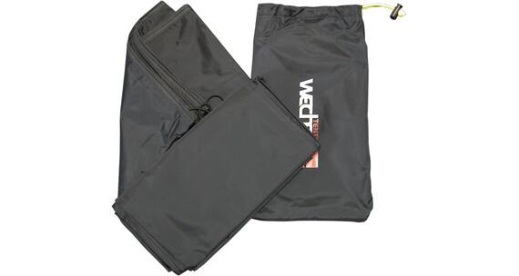 Wechsel Endeavour Groundsheet Tentaccessoires textiel zwart